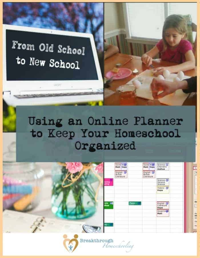 Homeschool Planet offers a flexible and functional tool to keep all your home-related plans in one place! Finally, I've found a way to stay on top of what my middle-schooler and high-schoolers need to accomplish (daily and over the course of the semester), and their sports, music and church activities, and my grocery/meal planning/shopping list.