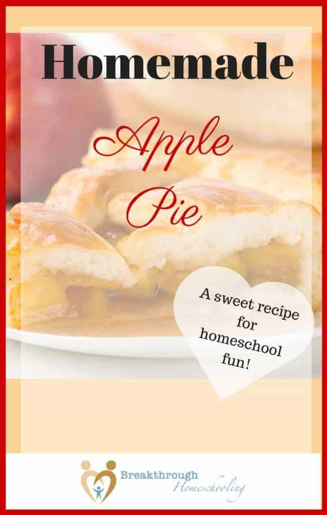 Bake an apple pie AND read a book together...sweet ideas to bring you closer to your kids - at any age!