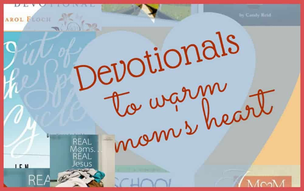 Homeschool moms are in need of rest and renewal just like anyone else. Try some of these devotionals to refresh your heart!