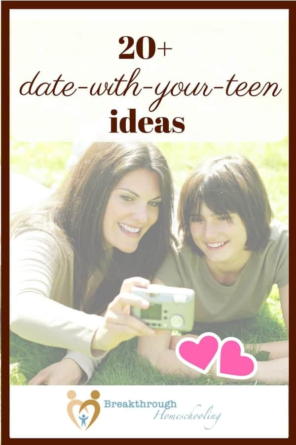 In the hustle and bustle of life, making a date with your teen guarantees intentional one-on-one time. Here are some simple and easy-to-do activities to try. Have fun with these teen date ideas!