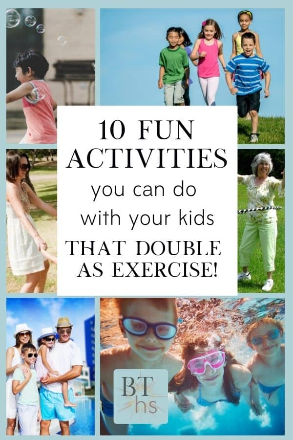 These activities are fun, family-friendly, and promote good health