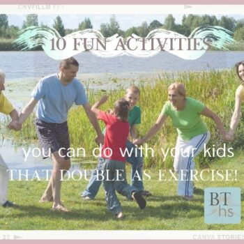 Have a healthy, fun summer together