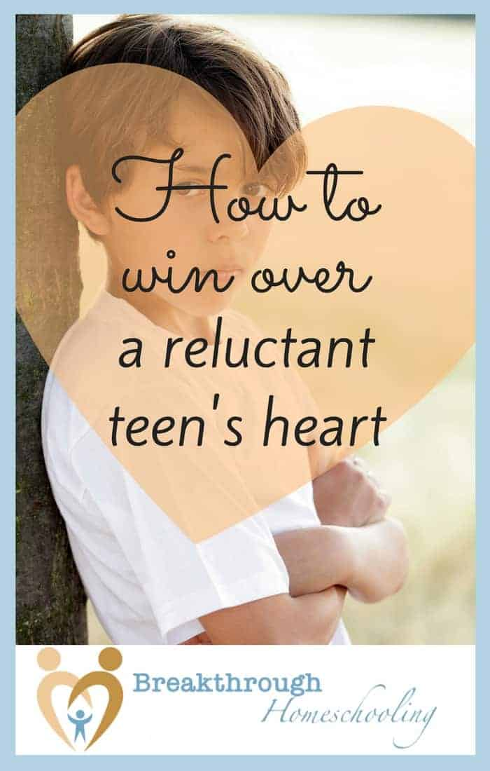 Winning over your teen's heart may be a challenge, but it's not impossible. Be encouraged: what God has called us to do as parents, he equips us for!
