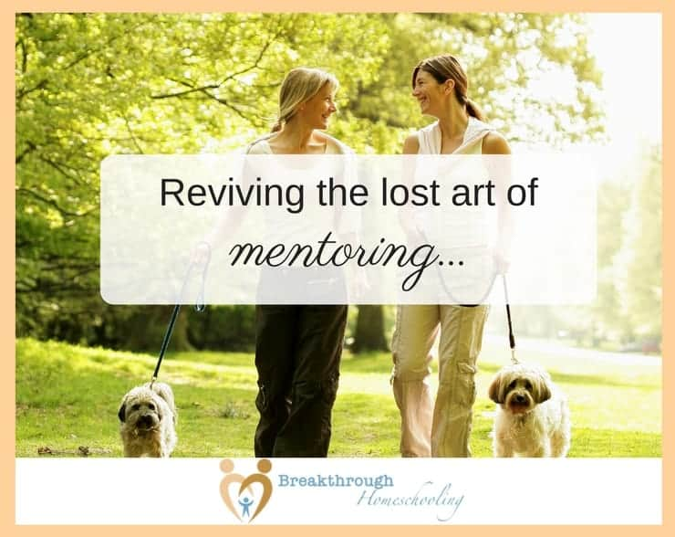 In today's society, mentoring, thankfully, is experiencing a welcome resurgence. If you're on the fence, here are some easy ways to just. get. STARTED!
