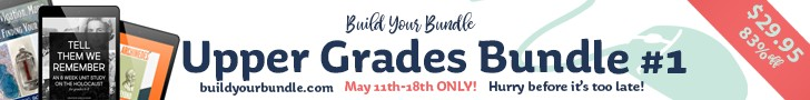 Build Your Bundle Option 1 for Upper Grades