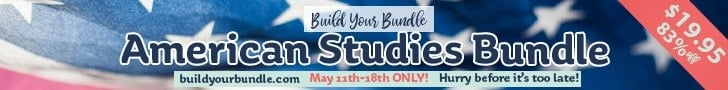 BYB 2020 Homeschool Edition - Amrican Studies resources