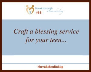 Using these tools, crafting a blessing service for your teen has never been this easy!