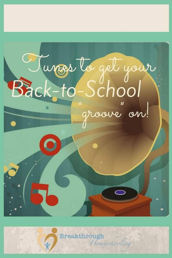 Life's too short NOT to have a soundtrack! If you're back to school after a break, try listening to these tunes to get your head back in the game!