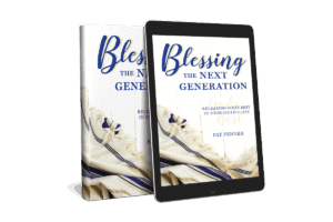 Find Blessing the Next Generation on Amazon today!