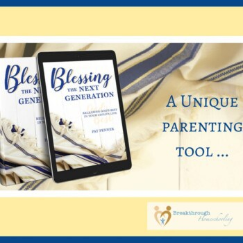 Blessing your teen can be a significant event in their faith-life.