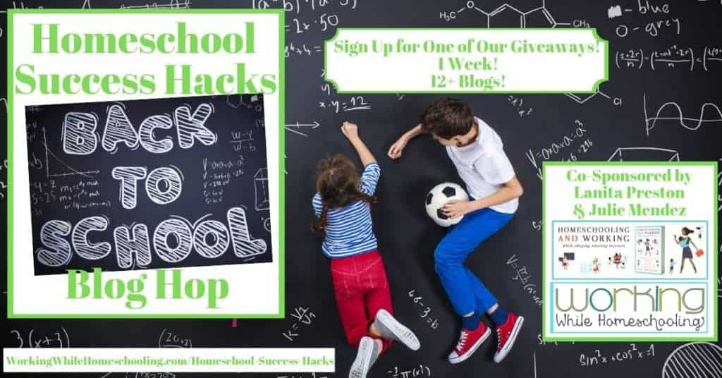Homeschool Success Hacks - Blog Hop