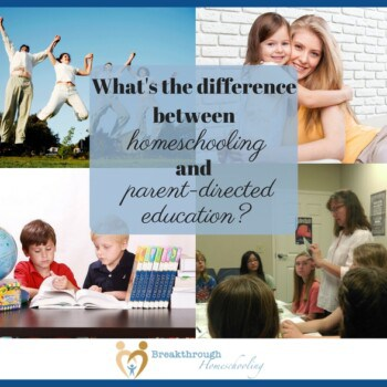 Parent-directed education takes the best of homeschooling and what's available in the world-at-large to craft an education that is perfect for the individual child!