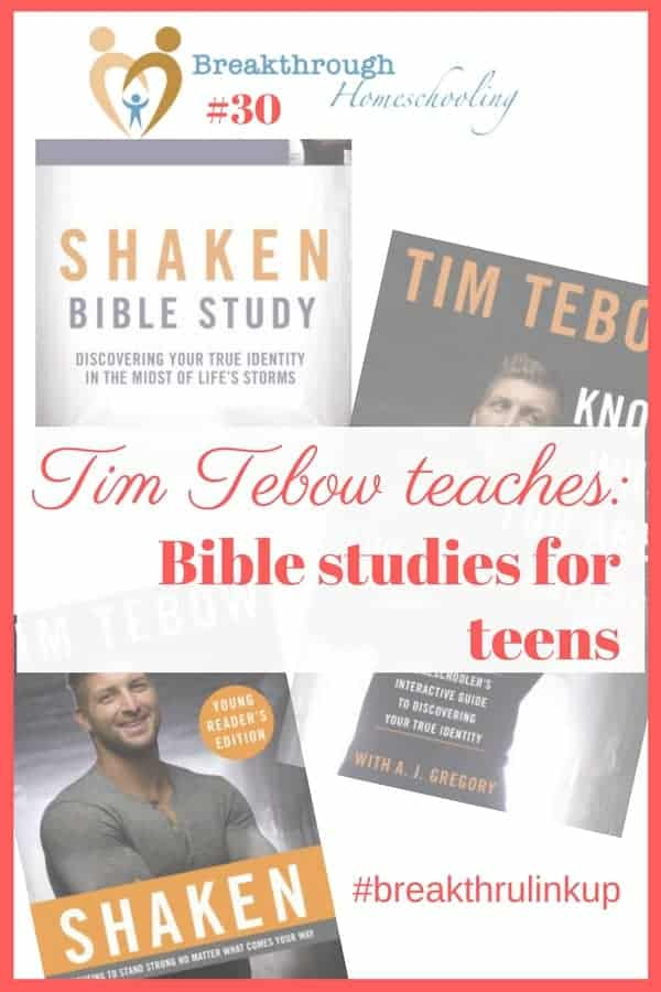 Tim Tebow has yet another great resource for character training coming out this September!