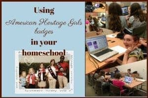 Using AHG Badges in your homeschool