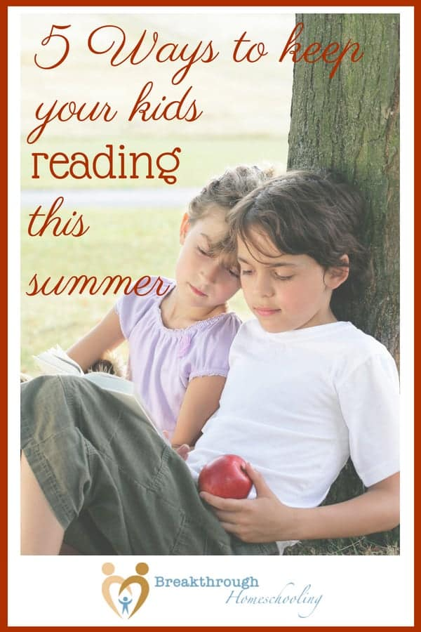 If you make a practice ofemphasizing reading in your home, it will become second nature, and I can assure you it's worth your investment of time and energy. Like me, you may find yourself handing down clothesand toys but keeping the books to enjoy with the next generation.