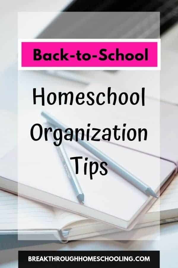 Grab and run with these super back-to-school organization tips!