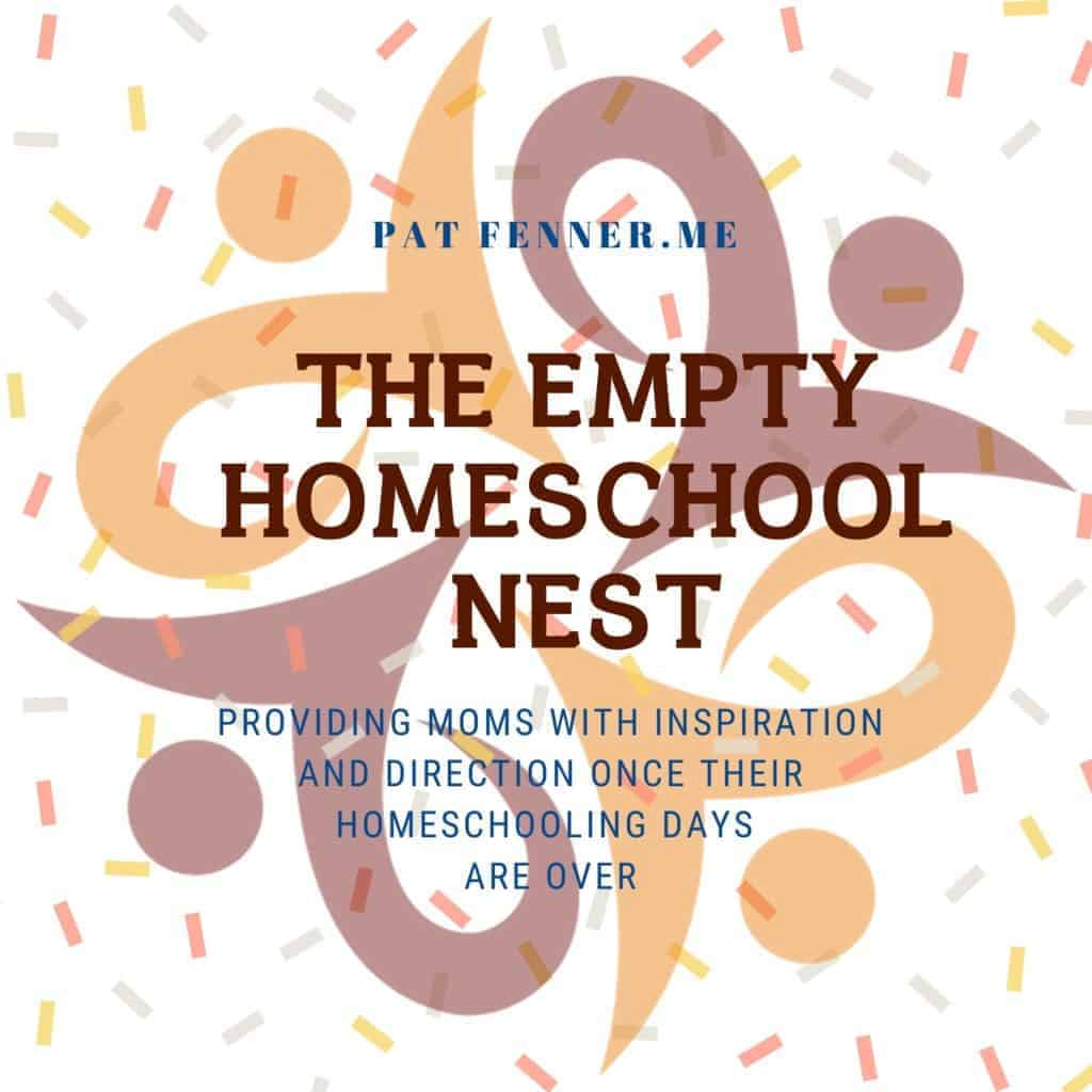 The Empty Homeschool Nest podcast is LIVE!