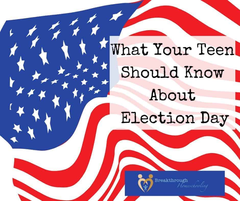 What Your Teen Should Know About Election Day