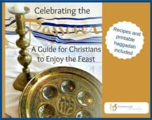 Christian Passover resources for your family