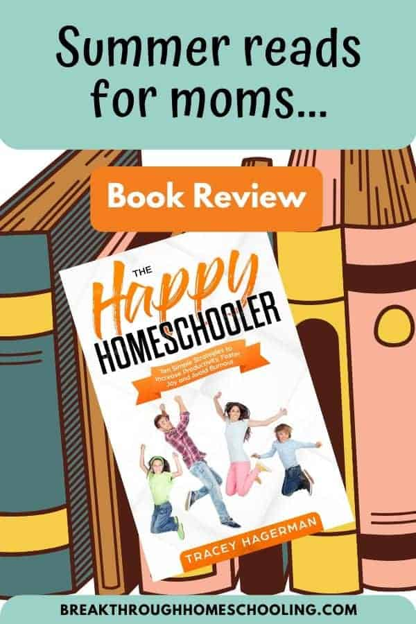 A book review - The Happy Homeschooler