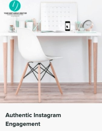 Authentic Instagram Engagement by Ruthie Gray