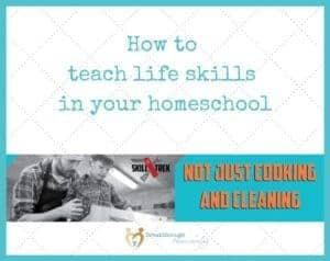 Teaching life skills with Skill Trek