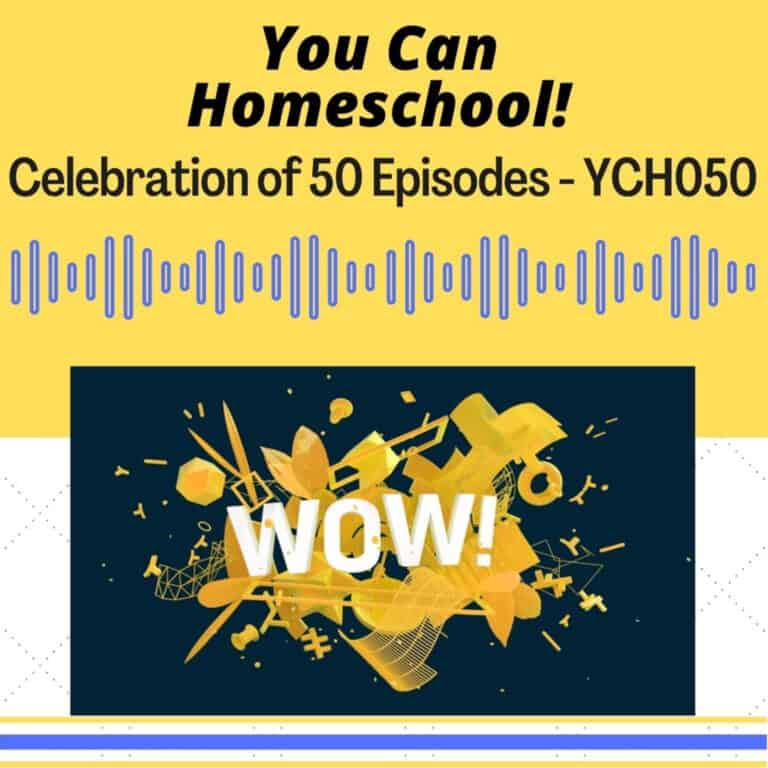 """Celebrate our """"podcastversary"""" with us – YCH050"""