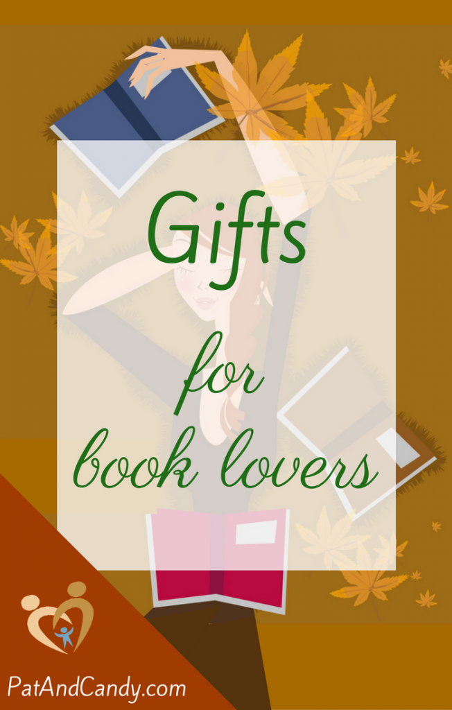 If you have a book lover in your life, check out these unique book-related gifts!