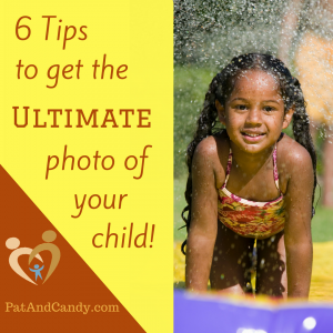 Ultimate child photography often means battling a little one who wants to do her own thing. But it IS possible to capture their ultimate-cuteness digitally.