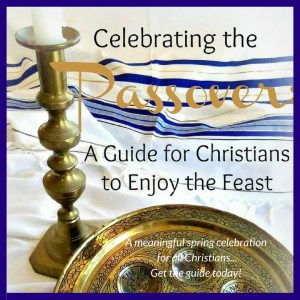 Most Christians understand that the roots of our faith lie in the Old Testament. But although written long ago in a land far away, the people and stories and lessons still apply to us in very real ways today… In Celebrating the Passover: A Guide for Christians to Celebrate the Feast, we outline a brief history of this celebration, make the connections to Christianity today, and more!