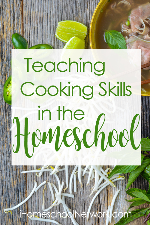 Find even more articles related to teaching your kids to cook, specific recipes, techniques, or skills. You'll also find recommendations for curriculum and/or resources.