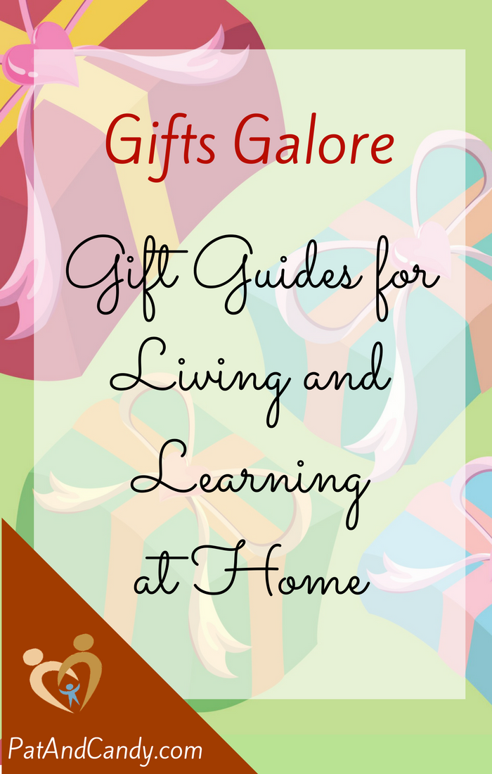 Gift Guides for Families that Learn at Home