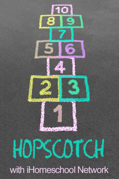 Hopscotch with the iHomeschool Network - January 2016