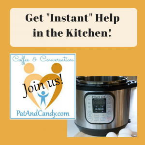 I remember when using the pressure cooker meant clearing out of the kitchen. These days, Instant-Pot can be a homeschooling mom's best friend there!