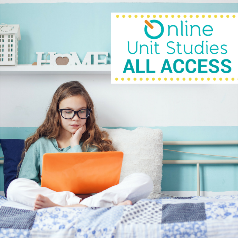 Online Unit Studies, from the TechieHomeschoolMom, is growing! You can be a part of it...AND grab some discounted materials for your own homeschool!