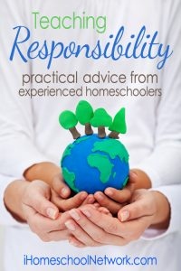 The bloggers at iHomeschool Network are sharing their best advice about teaching your kids about responsibility. Check out what they have to say