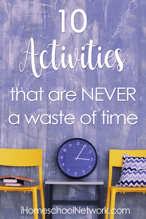 10 Activities That Are Worthwhile