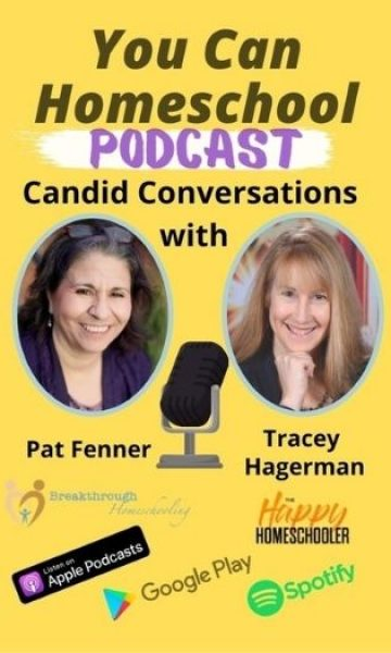 The You Can Homeschool Podcast