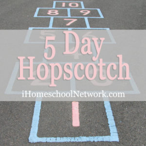"This post is part of the iHomeschoolNetwork's 5-Day Hopscotch! Check out their post all week to find other ""Hopscotch's"" on a myriad of topics!"