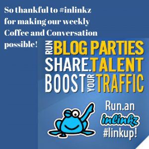 Thank you to #inlinkz for making our weekly Coffee & Conversation possible!